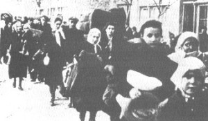 The deportation of Jews from Kavala in March 1943 by the Bulgarians